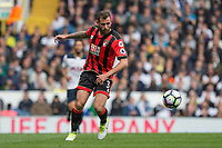 Steve Cook of Bournemouth during the Premier League match between Tottenham Hotspur and Bournemouth at White Hart Lane, London, England on 15 April 2017. Photo by Mark  Hawkins / PRiME Media Images.