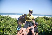 NITERÓI, RJ, 26.06.2018 - ITACOATIARAPRO-APBTOUR - Iain Campebell vence o Itacoatiara Pro, etapa brasileira da Circuito Mundial de Bodyboard em Niterói região metropolitana do Rio de Janeiro nesta terça-feira, 26.(Foto: Clever Felix/Brazil Photo Press)