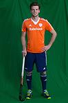 ARNHEM -  LARS BALK , lid trainingsgroep Nederlands hockeyteam heren. COPYRIGHT KOEN SUYK