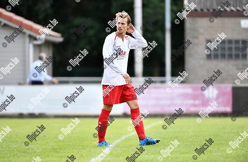 2017-08-06 / Voetbal / Seizoen 2017-2018 / K Sint Job FC / Jovan Stojanac<br /> <br /> ,Foto: Mpics.be