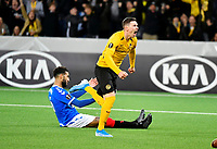 2019 Europa League Football BSC Young Boys v Glasgow Rangers Oct 3rd