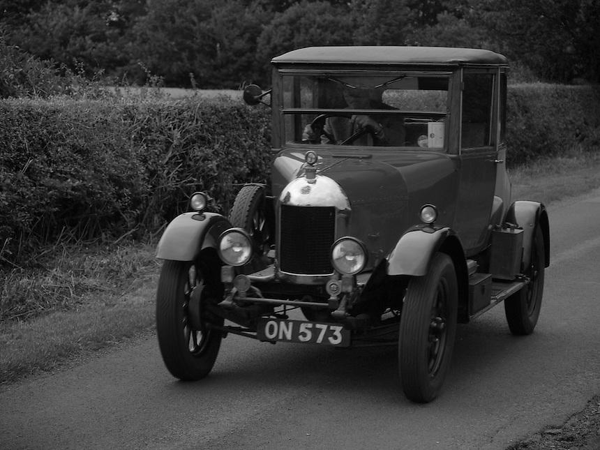 Morris Bull Nose Tourer - 1925