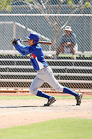 Pin-Chieh Chen - Chicago Cubs - 2010 Instructional League.Photo by:  Bill Mitchell/Four Seam Images..