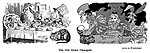 Alice in Wonderland : Sherriffs after Tenniel and Disney..