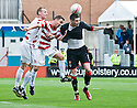 11/09/2010   Copyright  Pic : James Stewart.sct_jsp024_hamilton_v_rangers  .:: =JON ROUTLEDGE GETS A GRIP OF KYLE LAFFERTY ::.James Stewart Photography 19 Carronlea Drive, Falkirk. FK2 8DN      Vat Reg No. 607 6932 25.Telephone      : +44 (0)1324 570291 .Mobile              : +44 (0)7721 416997.E-mail  :  jim@jspa.co.uk.If you require further information then contact Jim Stewart on any of the numbers above.........