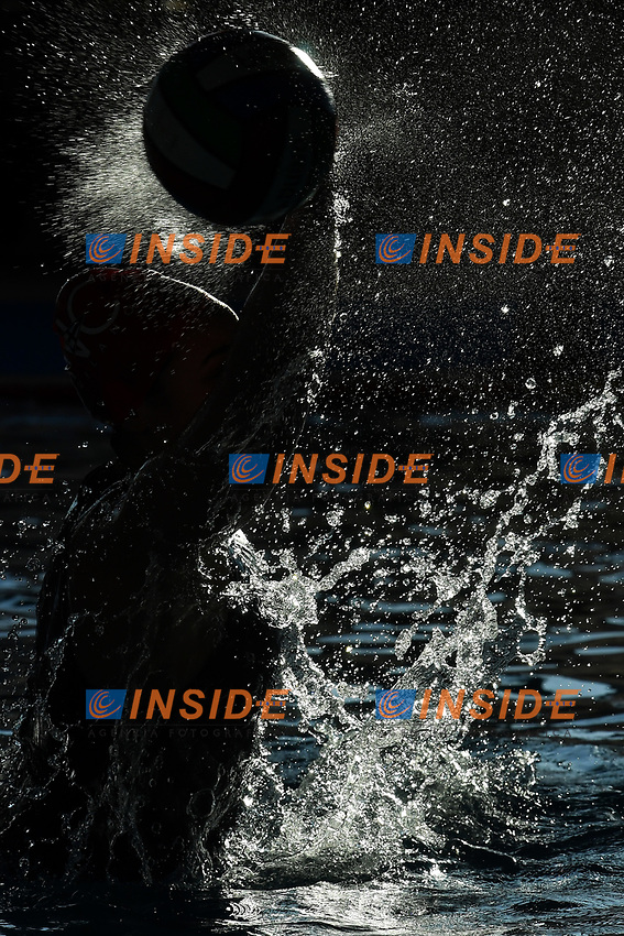 Camilla Tamborrino Kally silhouette<br /> Roma 05/01/2019 Centro Federale  <br /> Final Six Pallanuoto Donne Coppa Italia <br /> RN Florentia - Kally NC Milano Finale 5-6 posto<br /> Foto Andrea Staccioli/Deepbluemedia/Insidefoto