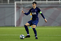 6th November 2019; Vozdovac Stadium, Belgrade, Serbia; UEFA Under 19 UEFA Youth league football, FK Crvena Zvezda under 19s versus Tottenham Hotspur under 19s; Jamie Bowden of Tottenham Hotspurs FC breaks on the ball