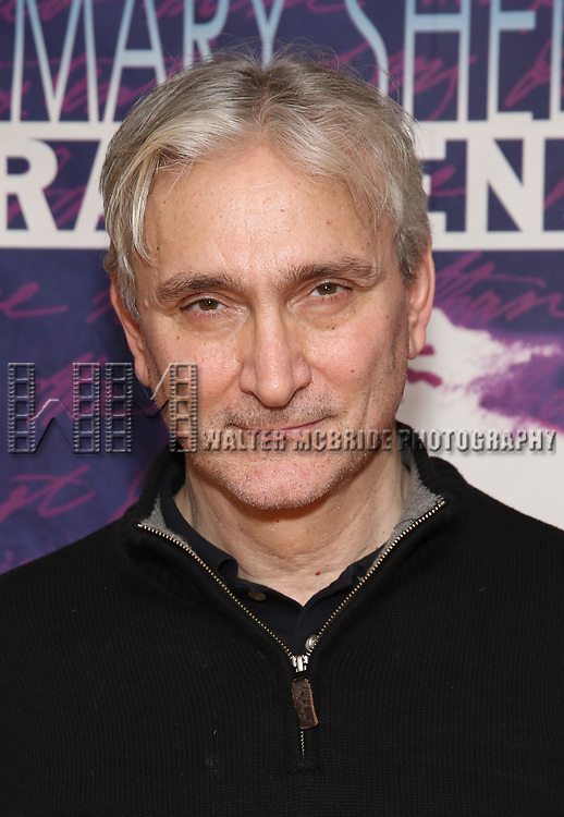 Rocco Sisto attends the Meet & Greet the cast of 'Mary Shelley's Frankenstein' at the Shelter Studios on December 14, 2017 in New York City.