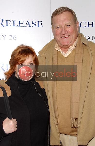 """Ken Howard and wife Linda<br />at the world premiere of """"Catch and Release"""". The Egyptian Theatre, Hollywood, CA. 01-22-07<br />Dave Edwards/DailyCeleb.com 818-249-4998"""