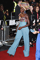 """Lupita Nyong'o<br /> at the London Film Festival 2016 premiere of """"Queen of Katwe"""" at the Odeon Leicester Square, London.<br /> <br /> <br /> ©Ash Knotek  D3168  09/10/2016"""