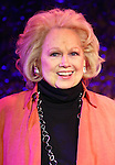 Barbara Cook  performing a press preview at the 54 Below in New York City on 4/23/2013...