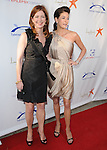 Teri Hatcher & Dana Delaney at The 7th Annual Comedy for a Cure held at Boulevard3 in Hollywood, California on April 05,2009                                                                     Copyright 2009 RockinExposures