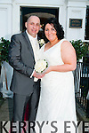 Ciara McMahon, daughter of Ita McMahon, Direen Athea & Sean Flahive, son of Francie & Nellie Flavin, Hillside Drive, Athea who were married in St. Bartholomew's Church, Athea on 20th March  by Fr. Mike Cussen assisted by Deacon Sean Jones. Best man was Donal O'Sullivan and the groomsmen were Seamus O'Connor, Colm Murphy & Johnny Flavin. The bridesmaids were Aimee Lou Purtill, Melissa Dalton, Aoife O'Connor & Alannah Cummane. Flowergirls were Maeve Ahern & Lauren O'Sullivan. Pages boys were Eoin & Oisin Cummane. The reception was held in the Listowel Arms Hotel  and the couple will live in Athea.