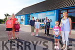Parents of Aghatubrid NS come together to retain a teacher, picture here l-r; Sadhbh O'Sullivan, Sinead O'Sullivan(Principal), Aisling O'Sullivan, Veronica Lynch, Eibhlín Lynch, Joe McCrohan, Cathal McCrohan, Fay O'Sullivan & Hazel O'Sullivan.