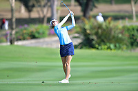 PATTAYA, THAILAND - FEBRUARY 22: Amy Olson of USA 2nd shot on the 2nd fairway during the second round of the Honda LPGA Thailand 2019 at Siam Country Club Pattaya (Old Course), Pattaya, Thailand on February 22, 2019.<br /> .<br /> .<br /> .<br /> (Photo by: Naratip Golf Srisupab/SEALs Sports Images)<br /> .<br /> Any image use must include a mandatory credit line adjacent to the content which should read: Naratip Golf Srisupab/SEALs Sports Images