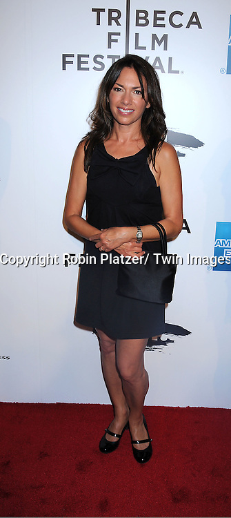 "Susannah Hoffs of The Bangles attending The opening night of The Tribeca Film Festival .Screening of "" The Union"" on April 20, 2011 at The Winter Garden at the World Financial Plaza in New York City."
