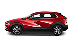 Car Driver side profile view of a 2020 Mazda CX-30 Select 5 Door SUV Side View