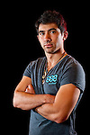 2012 WSOP Main Event October Nine Player Portraits