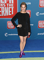 05 November 2018 - Hollywood, California - Melora Hardin. Disney's &quot;Ralph Breaks the Internet&quot; Los Angeles Premiere held at El Capitan Theater. <br /> CAP/ADM/BT<br /> &copy;BT/ADM/Capital Pictures