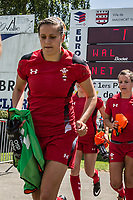 MUST BYLINE NEIL KENNEDY/ATHENA PICTURES<br /> Pictured: Rhian Nokes playing for the national Wales rugby team<br /> Re: A school sports coach who lied about having a brain tumour to start a relationship with a pupil is due to be sentenced today at Swansea Crown Court.<br /> Rhian Nokes, 29, was working at a school in South Wales in 2010 when she befriended a 13-year-old pupil.<br /> Over the course of the next three years, Nokes lied to the pupil about her health and family issues in order to gain sympathy and trust from her. The defendant initially encouraged the pupil to exchange mobile numbers and text messages outside of school, Swansea Crown Court heard.<br /> She progressed to encouraging the pupil, then aged 15, to meet outside of school and start a sexual relationship.