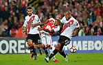 River Plate venció 0-1 a Independiente Santa Fe. Fase de grupos de la Conmebol Libertadores 2018.