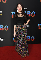 11 March 2019 - Hollywood, California - Jenny Lorenzo. &quot;Dumbo&quot; Los Angeles Premiere held at Ray Dolby Ballroom. Photo <br /> CAP/ADM/BT<br /> &copy;BT/ADM/Capital Pictures