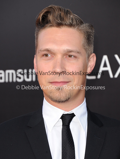 Isaac Hanson of HANSON at The Warner Bros. Pictures' L.A Premiere of  THE HANGOVER: PART III held at The Westwood Village Theater  in Westwood, California on May 20,2013                                                                   Copyright 2013 © Hollywood Press Agency