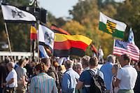 2014/10/03 Berlin | Reichsbürger vor dem Reichstag