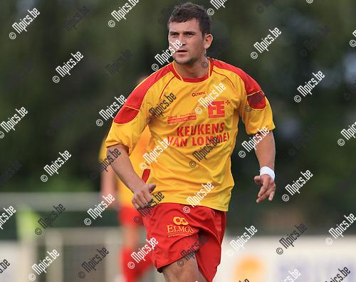2010-08-11 / Voetbal / seizoen 2010-2011 / KFC Oosterzonen / Niels Prud'Homme..Foto: mpics