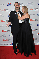 www.acepixs.com<br /> April 25, 2017  New York City<br /> <br /> John Molner and Katie Couric attending the 2017 Time 100 Gala at Jazz at Lincoln Center on April 25, 2017 in New York City.<br /> <br /> Credit: Kristin Callahan/ACE Pictures<br /> <br /> <br /> Tel: 646 769 0430<br /> Email: info@acepixs.com