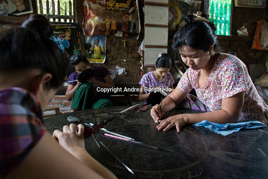Min Khabar Village, Bagan, Mandalay Region, Myanmar