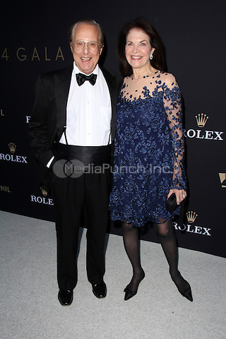 LOS ANGELES, CA - SEPTEMBER 30: William Friedkin, Sherry Lansing at the LA Philharmonic Opening Night Gala at the Disney Concert Hall in  Los Angeles, CA. Credit: David Edwards/DailyCeleb/MediaPunch