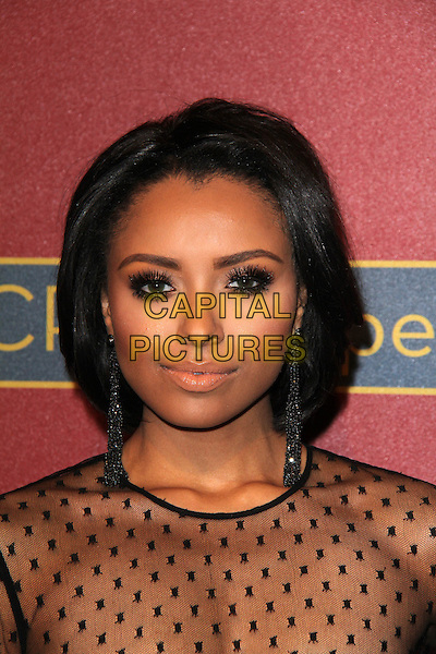 BEVERLY HILLS, CA - February 28: Kat Graham at QVC 5th Annual Red Carpet Style Event, Four Seasons, Beverly Hills,  February 28, 2014.  <br /> CAP/MPI/JO<br /> &copy;Janice Ogata/MediaPunch/Capital Pictures