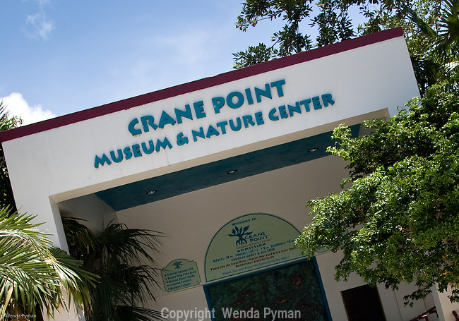 At the Crane Point Museum , the visitor can learn about the Keys environment and the history.