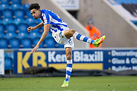 Kurtis Guthrie of Colchester United produces a stunning strike to score the opening goal during Colchester United vs Cheltenham Town, Sky Bet EFL League 2 Football at the Weston Homes Community Stadium on 6th January 2018