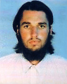 The United States Federal Bureau of Investigation (FBI) is seeking information on the activities of Adam Yahiye Gadahn.  This photo was released in Washington, D.C. on May 26, 2004.  He is being sought in connection with possible terrorist threats against the United States.  He should be considered armed and dangerous.<br /> <br /> These photos were originally released by the FBI on May 26, 2004.<br /> <br /> The White House announced on Thursday, April 23, 2014 that Gadahn was recently killed in a U.S. Government counterterrorism operation near the Pakistan-Afghanistan border.<br /> Credit: FBI via CNP