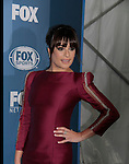 Lea Michele - Scream Queens - FOX 2015 Programming Presentation on May 11, 2015 at Wolman Rink, Central Park, New York City, New York.  (Photos by Sue Coflin/Max Photos)