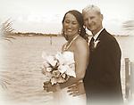 Mary (Mann) & Michael Kretchman (Wedding)