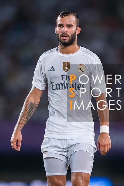 Jese Rodriguez of Real Madrid CF looks on during the FC Internazionale Milano vs Real Madrid  as part of the International Champions Cup 2015 at the Tianhe Sports Centre on 27 July 2015 in Guangzhou, China. Photo by Hendrik Frank / Power Sport Images