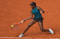 Sloane Stephens of USA during Day 14 of the French Open 2018 on June 9, 2018 in Paris, France. (Photo by Baptiste Fernandez/Icon Sport)