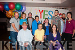 Referendom<br /> ----------------<br /> At the Launch of the Kerry Equality group for a YES vote in the up coming Same Sex Marriage Referendum in the Abbey Inn,Tralee last Thursday were ( seated ) L-R Michael O'Donoghue,Ali Kaene and Muiriosa Murphy ( back) L-R James Bergin,Lisa Fingleton,Ian O'Doherty,Rena Blake,Margaret O'Donoghue,Gary Keane,Alessandro lianas and Sandra Govij