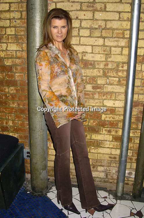 Kimberlin Brown ..at the Stockings With Care Benefit for  Toys for Tots at ..Freight in New York City on November 10, 2004 ...Photo by Robin Platzer, Twin Images