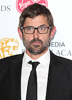 Louis Theroux at the Virgin Media BAFTA Television Awards 2019 - Press Room at The Royal Festival Hall, London on May 12th 2019<br /> CAP/ROS<br /> ©ROS/Capital Pictures
