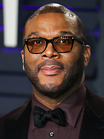 BEVERLY HILLS, CA - FEBRUARY 24: Tyler Perry at the 2019 Vanity Fair Oscar Party at the Wallis Annenberg Center for the Performing Arts on February 24, 2019 in Beverly Hills, California. (Photo by Xavier Collin/PictureGroup)