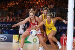 Wales v Australia Netball