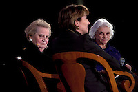 LIVE from the NYPL: Sandra Day O'Connor, Madeleine Albright, Anne-Marie Slaughter