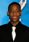 LOS ANGELES, CA. - February 12: Actors Tyler James Williams  poses in the press room for the 40th NAACP Image Awards at the Shrine Auditorium on February 12, 2009 in Los Angeles, California.