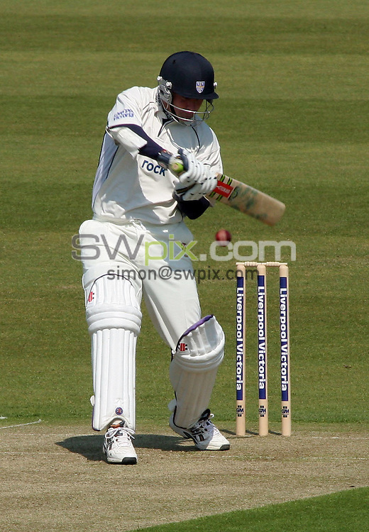 PICTURE BY VAUGHN RIDLEY/SWPIX.COM -  Cricket - Liverpool Victoria County Championship Division One- Riverside, Chester-le-Street, County Durham - 10/05/06...? Simon Wilkinson - 07811 267706...Durham's Jimmy Maher.