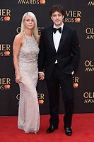 Lee Mead arriving for the Olivier Awards 2018 at the Royal Albert Hall, London, UK. <br /> 08 April  2018<br /> Picture: Steve Vas/Featureflash/SilverHub 0208 004 5359 sales@silverhubmedia.com