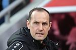 10.03.2018, BayArena, Leverkusen , GER, 1.FBL., Bayer 04 Leverkusen vs. Borussia Moenchengladbach<br /> im Bild / picture shows: <br /> Heiko Herrlich Trainer (Bayer Leverkusen),<br /> <br /> <br /> Foto &copy; nordphoto / Meuter